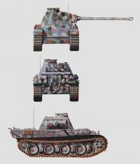 PzKpfw V Panther Ausf A